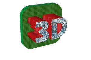 ��� ����� ��� ���� ������� ������ ������� Binerus 3D Text 1.00
